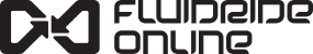 Fluidride Online Logo